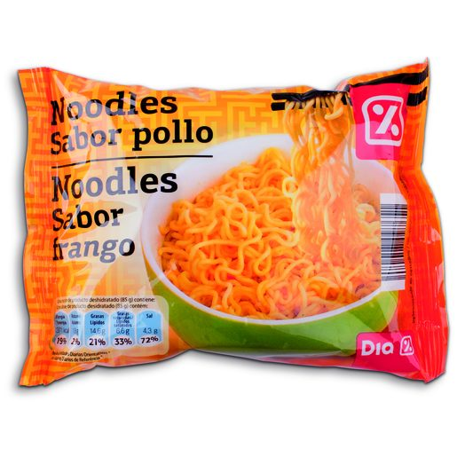 DIA Noodles de Frango 85 g
