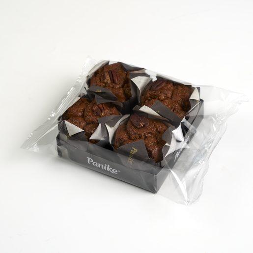PANIKE Muffin Noz Pecan 4x80 g