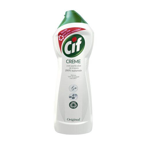 CIF Creme Branco 700 ml