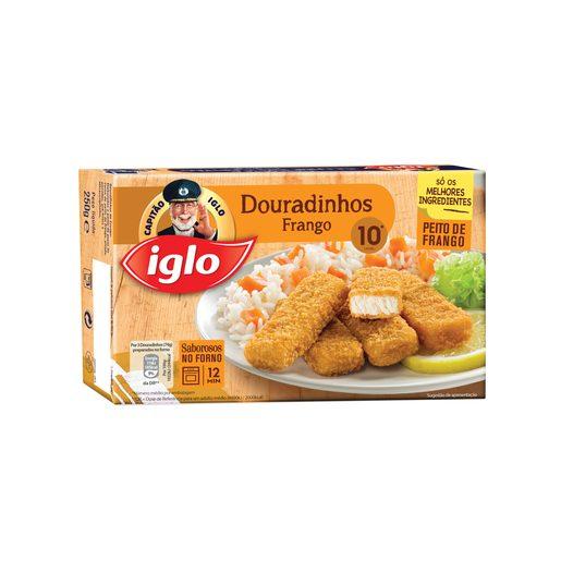 IGLO Barrinhas de Frango Douradinhos 250 g