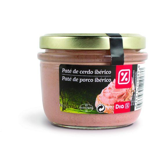 DIA Paté de Porco Preto 125 g