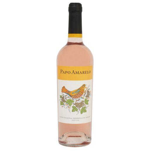 PAPO AMARELO Vinho Rosé Regional Setúbal 750 ml