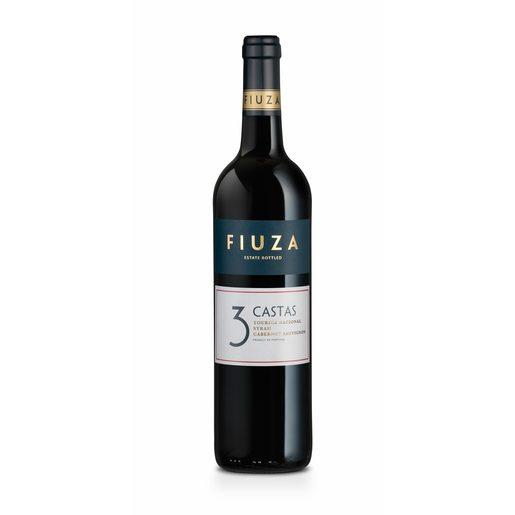 FIUZA Vinho Tinto Regional Tejo 3 Castas 750 ml