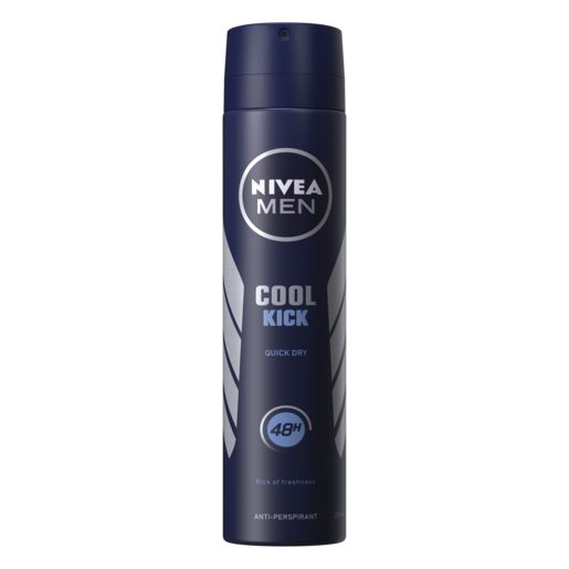 NIVEA Deo Spray Cool Kick 200 ml