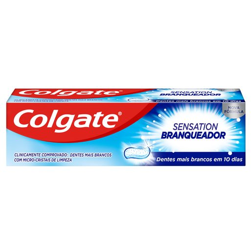 COLGATE Dentífrico Sensation Branqueador 75 ml