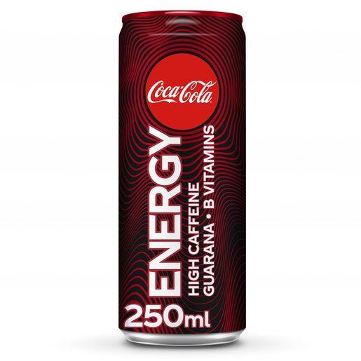 COCA-COLA ENERGY Bebida Energética 250 ml