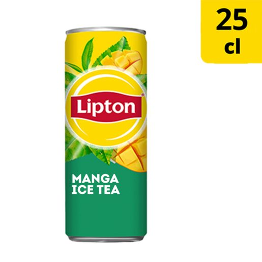 LIPTON Ice Tea Manga Lata 250 ml