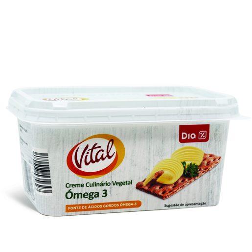 DIA Margarina Omega 3 500 g