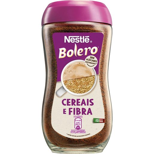BOLERO Bebida de Cereais e Fibra 200 g