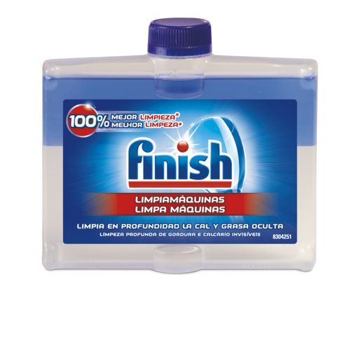 FINISH Limpa Máquinas 250 ml