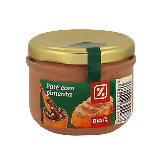 DIA Paté Pimenta 125 g