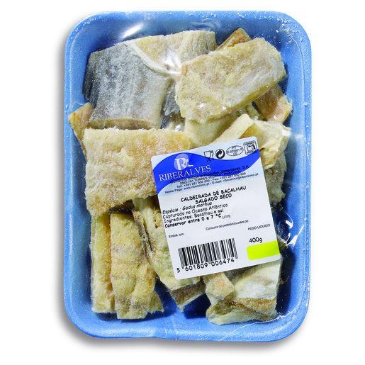 RIBERALVES Caldeirada de Bacalhau 400 g