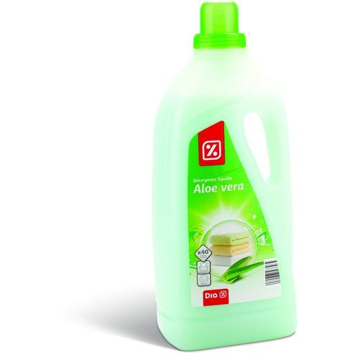 DIA Detergente Líquido Para Máquina da Roupa Aloé Vera 40 Lv