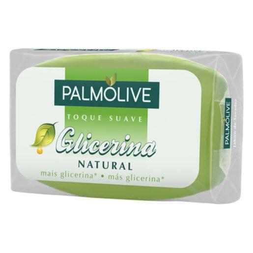 PALMOLIVE Sabão de Glicerina Natural 90 g