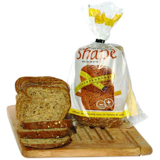 PANETTO Pão de Forma Shape 400 g